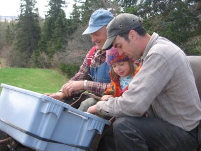 Kent and Potato Planting Crew