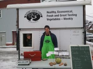 Sackville Farmers' Market - Winter