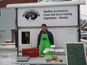Sackville Farmers' Market - Winter