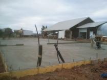 """Barn """"3"""" Concrete"""