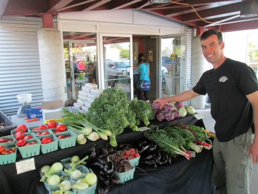 Week 35 - Kent at the Dieppe Market